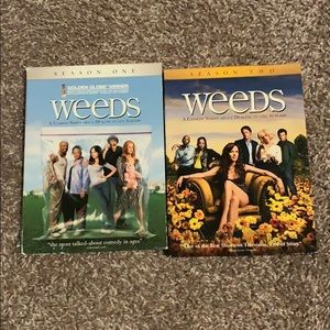 Weeds season one and two